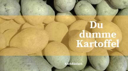 Testphase bei Fructoseintoleranz Kartoffel