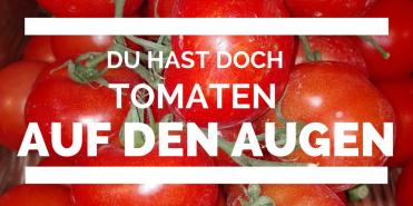Testphase bei Fructoseintoleranz Tomaten