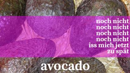 Testphase bei Fructoseintoleranz Avocado
