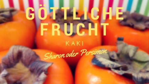 Testphase bei Fructoseintoleranz Kaki