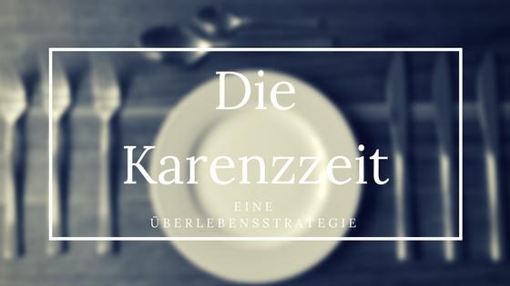 Karenzzeit bei Fructoseintoleranz