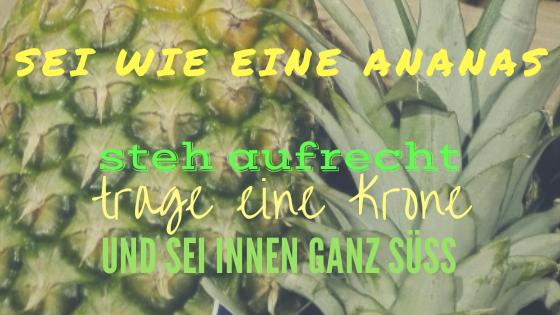 Testphase bei Fructoseintoleranz Ananas