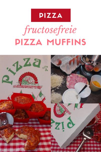 Pizza Muffins Fructoseintoleranz