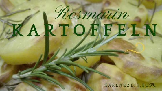 Rosmarin Kartoffeln fructosearme Beilage