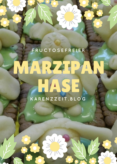 fructosefreie ostern marzipan