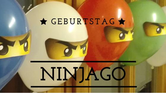 Lego Ninjago Deko sicher nicht fructosefrei