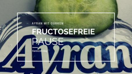 Was darf ich essen Fructoseintoleranz Ayran
