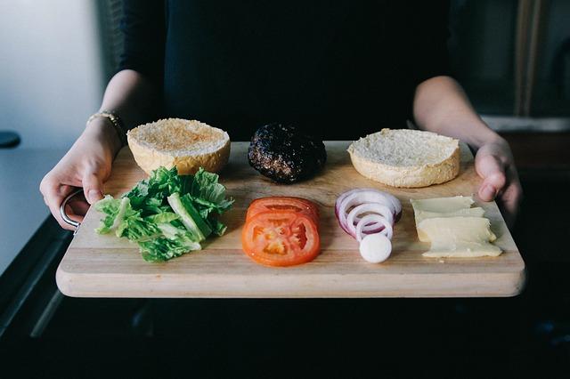 was darf ich essen Fructoseintoleranz cheeseburger