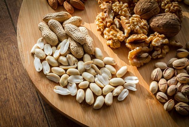 was darf ich essen Fructoseintoleranz fructosefrei Nüsse