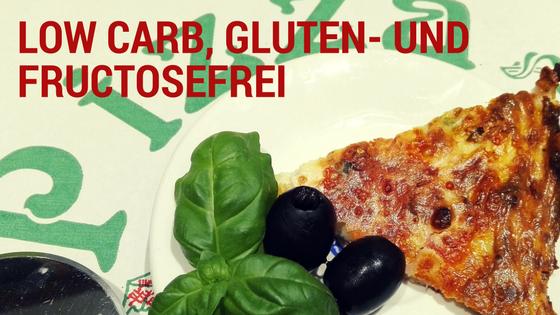 Was darf ich essen Fructoseintoleranz Karenzzeit Pizza