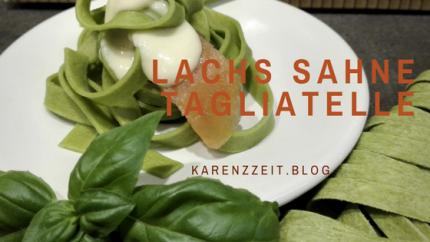 Was darf ich essen Fructoseintoleranz Lachs tabliatelle