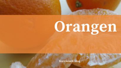 Was darf ich essen Fructoseintoleranz Orangen