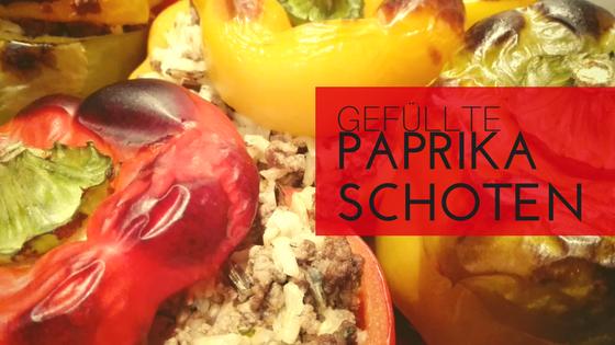 Was darf ich essen Fructoseintoleranz paprika gefüllt