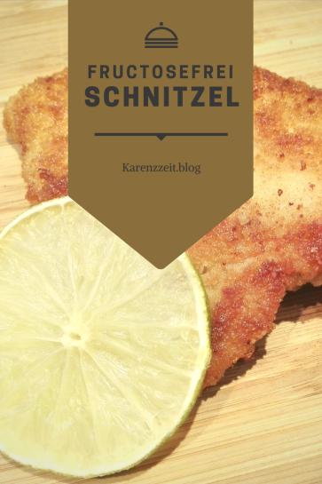 Was darf ich essesn Fructoseintoleranz Wiener Schnitzel
