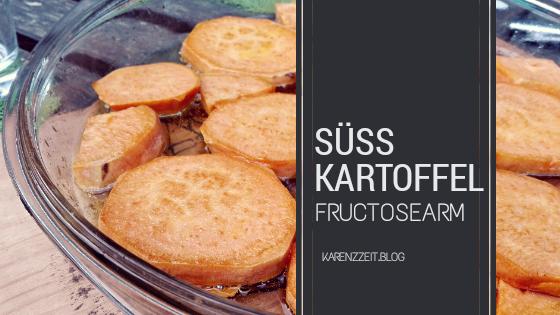 was darf ich essen Fructoseintoleranz süßkartoffel gegrillt