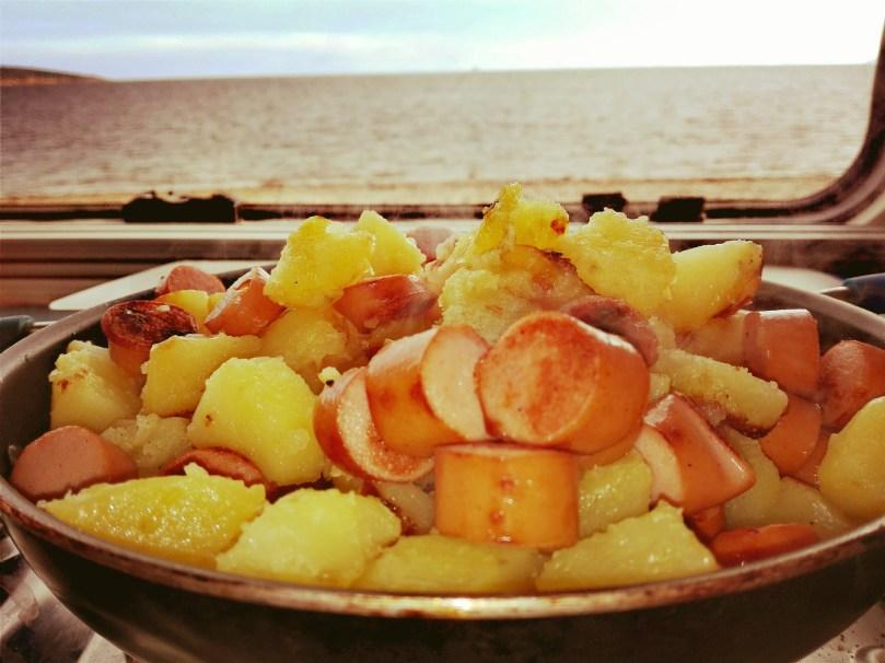 was darf ich essen Sardinien Italien campen gröstl Fructosefrei