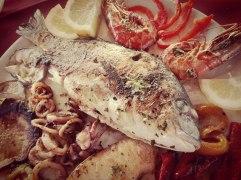 was darf ich essen Sardinien Italien Fructosefrei Fisch