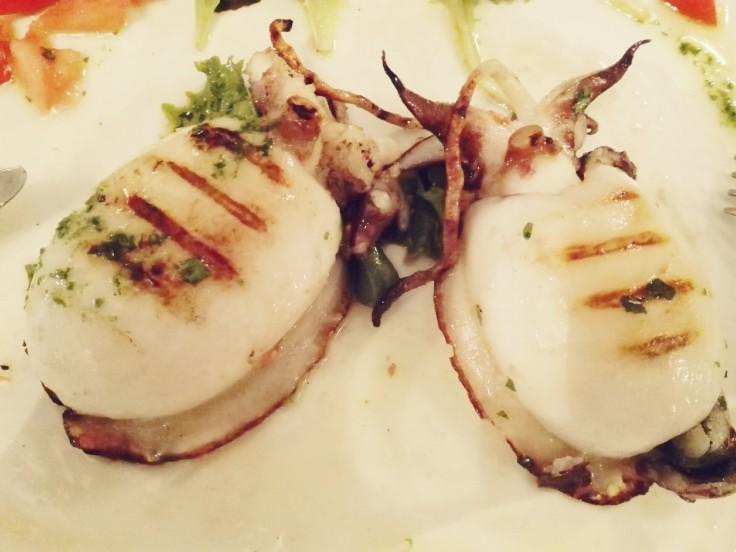 was darf ich essen Sardinien Italien Fructosefreie seppia