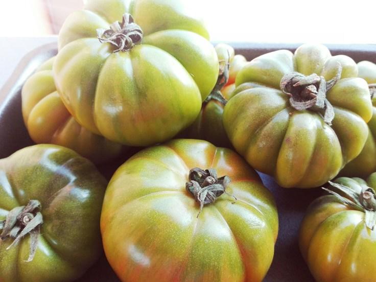 was darf ich essen Sardinien italien grüne Tomaten