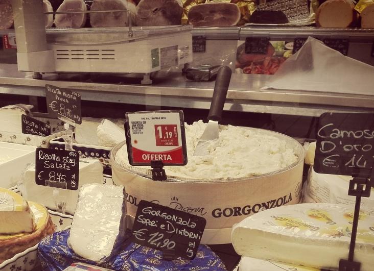 was darf ich essen Sardinien Italien Käse