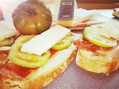 Was darf ich essen Sardininen Sandwich