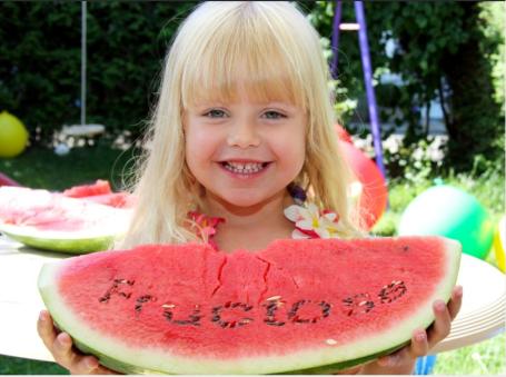 was darf ich essen Wassermelone
