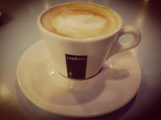 was darf ich trinken Sardinien Italien cappuccino