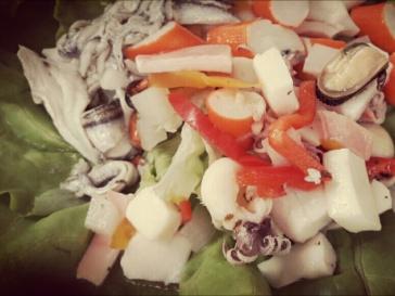 Was darf ich essen Kranzzeit Fructoseintoleranz Apulien Insalata di mare