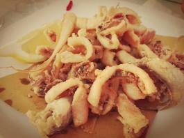 Was darf ich essen Kranzzeit Fructoseintoleranz Apulien Calamari