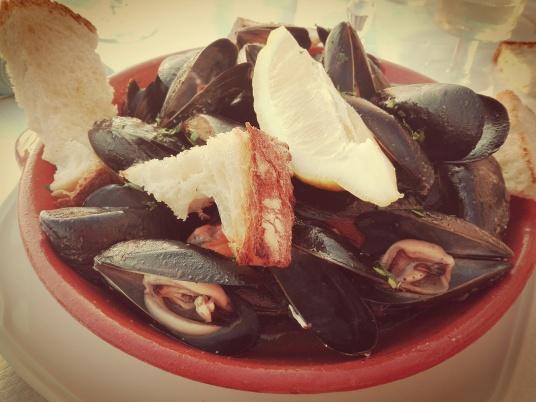 Was darf ich essen Kranzzeit Fructoseintoleranz Apulien Miesmuscheln