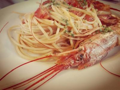 Was darf ich essen Kranzzeit Fructoseintoleranz Apulien Garnelele