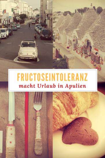 Italien Apulien Fructoseintoleranz