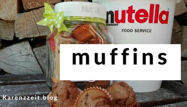 nutella muffins rezept nicht fructosefrei