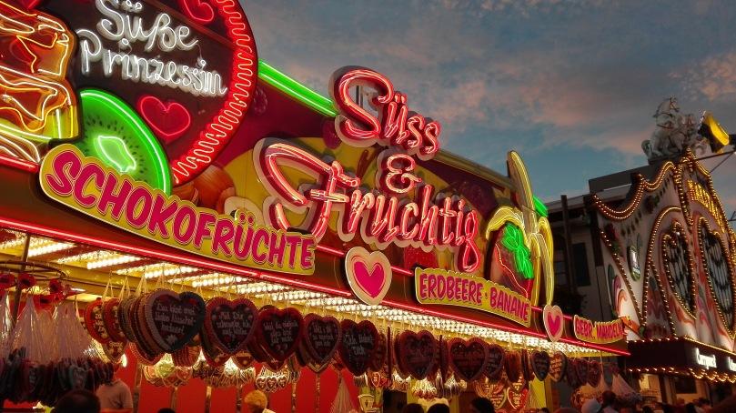 München Fruktoseintoleranz Oktoberfest fruchtspies