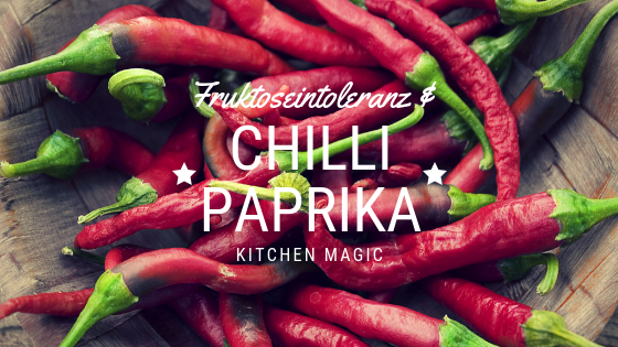 Chillipaprika Fruchtzucker