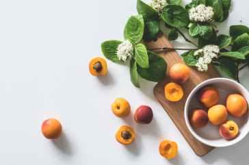 aprikosen muffins rezept