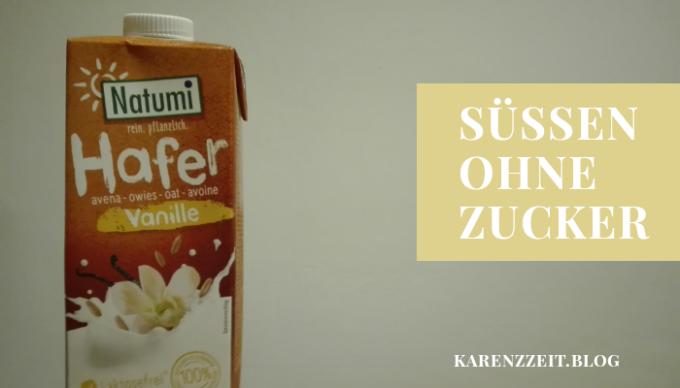 Hafermilch fructosearm vanille