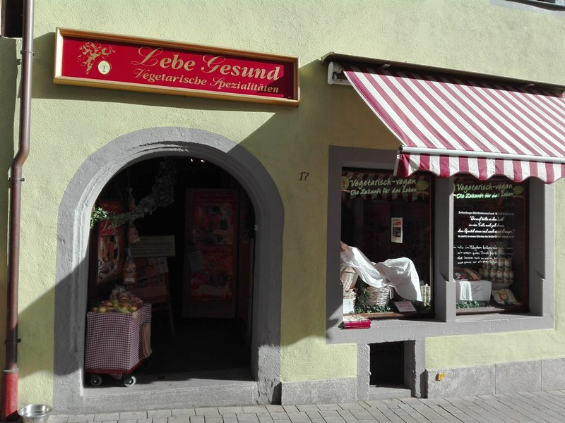 Rothenburg ob der Tauber fructosefrei 11