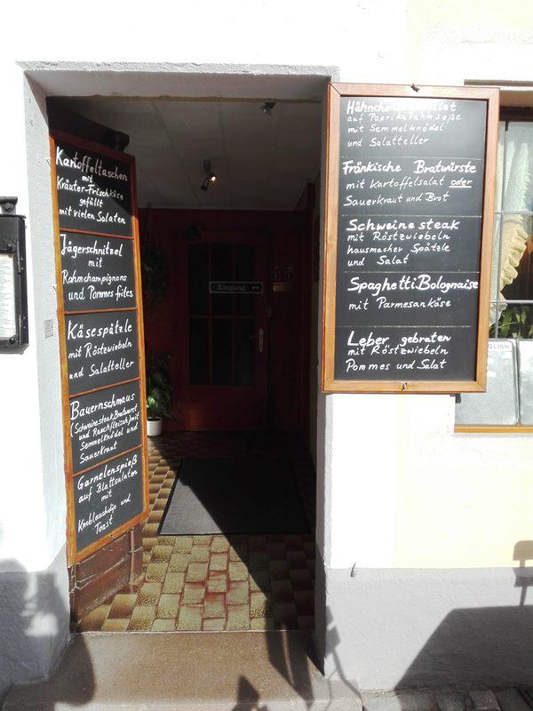 Rothenburg ob der Tauber fructosefrei 5