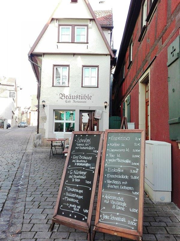 Rothenburg ob der Tauber fructosefrei