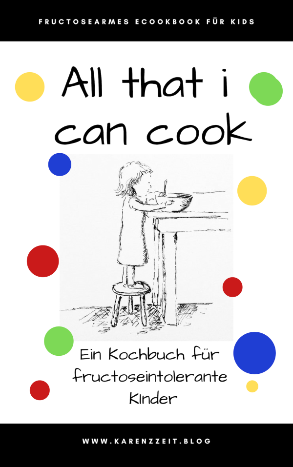 Fructosearmes Ecookbook Für Kids