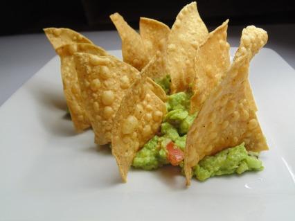 guacomole nachos knabbern fructoseintoleranz rezept