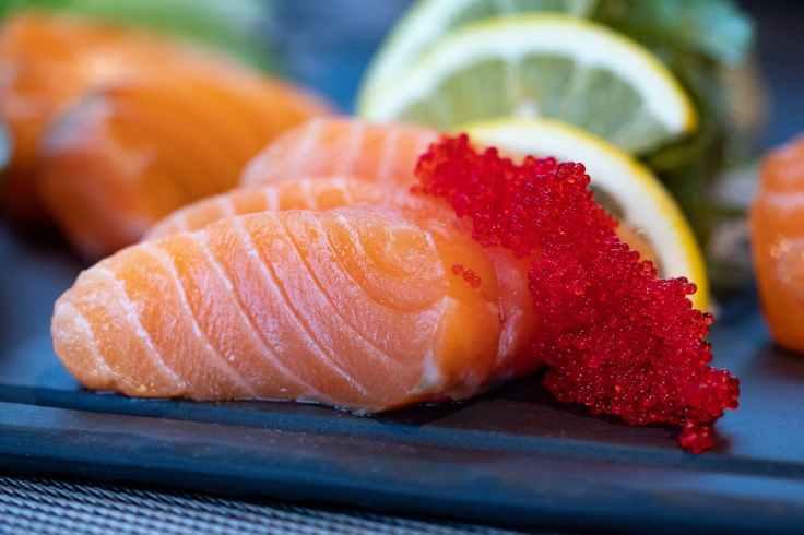 fisch sushi fructoseintoleranz