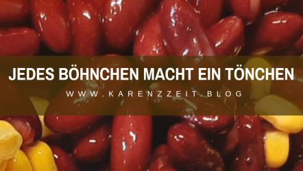 Kidneybohnen fructoseintoleranz
